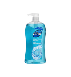 SỮA TẮM DIAL - Spring Water Washes Away Bacteria 946ml